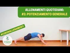 ALLENAMENTO QUOTIDIANO #2: muscoli più FORTI - YouTube