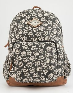 BILLABONG Home Abroad Black Backpack Black Backpack a82e205f52e02