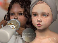 Daerilia | Babyhair N1 - N4 Update
