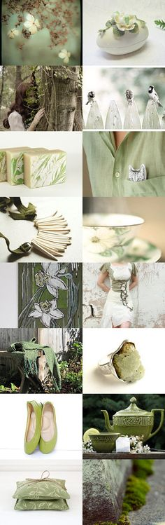 Let a Little Spring Come in ..... by Janneke Hoekstra on Etsy--Pinned with TreasuryPin.com