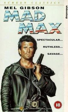 Mad Max: Classic action movie of the 80s