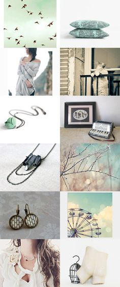 cumulus by NICOLE Dotto on Etsy--Pinned with TreasuryPin.com