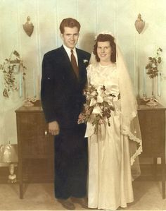 Apostles at Their Weddings: Boyd K. Packer married Donna Edith Smith on July 27, 1947, in the Logan Utah Temple