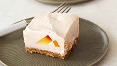 No-Bake Peaches