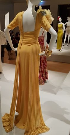 Dior exhibition at NGV Melbourne