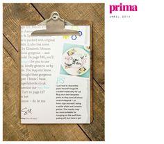 www.heartvintage.co.uk PRESS - Prima Makes Magazine