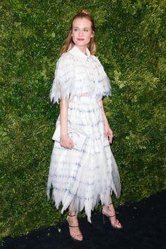 Diane Kruger in Chanel:
