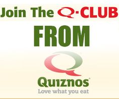 Join The Q-Club from Quiznos #sandwich #Quiznos http://free.ca/rewards/join-the-q-club-from-quiznos/