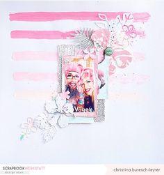 Style Scrapbook, Scrapbook Journal, Scrapbook Sketches, Baby Scrapbook, Scrapbook Paper, Pocket Scrapbooking, Photo Album Scrapbooking, Scrapbooking Layouts, Mini Albums