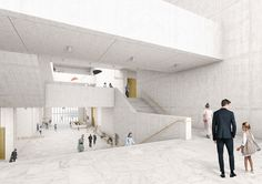 Firm: David Chipperfield Architects Project: Kunsthaus Zurich