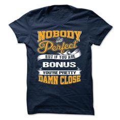 BONUS T-Shirts, Hoodies. CHECK PRICE ==► https://www.sunfrog.com/Camping/BONUS-120719946-Guys.html?id=41382