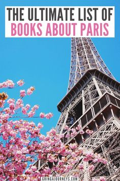 Here is the ultimate list of books about Paris to fuel your wanderlust. We include classics like The Hunchback of Notre Dame as well as more contemporary novels, such as The Sweet Life in Paris by David Lebovitz. | best nonfiction books about paris | best books about France | paris books | best books on paris | best books set in paris | best travel book for paris | books to read before going to paris | travel books for paris | paris historical fiction Paris France Travel, Paris Travel Tips, Travel Books, Europe Travel Guide, Solo Travel, City Break Holidays, Wanderlust Book, David Lebovitz, Paris Paris