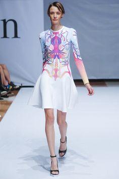 Sasha Kanevski Ready To Wear Spring Summer 2014 Kiev - NOWFASHION