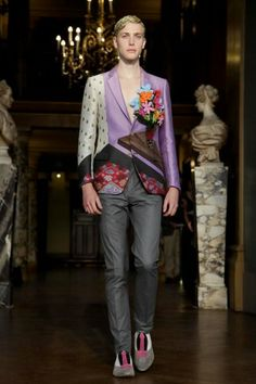 Paris Menswear S/S 2014 Walter Van Beirendonck   tbFAKE