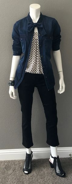 Get this super cute look from cabi!  laurabklingensmith.cabionline.com