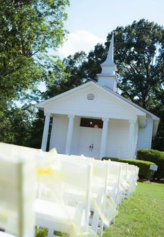 Historic Wedding Chapel / Wedding Venue in East Texas:  Roseland Wedding Chapel & Ballroom: 903-849-5553