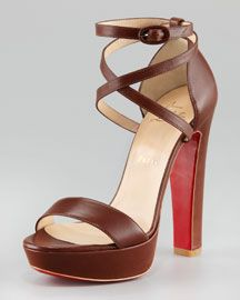 gold lou boutins guerilla mail christian louboutin white talitha 160 mm to inches