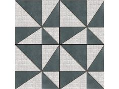 Glazed stoneware wall/floor tiles AZULEJ NERO GIRA AZULEJ Collection by MUTINA | design Patricia Urquiola