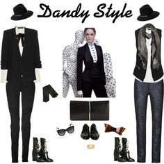 """Dandy Style"" by marianariva on Polyvore"
