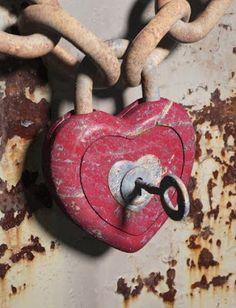 the key to my locked heart