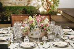 Elegant Summer Wedding Inspiration at Rancho Las Lomas