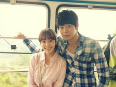 Han Ji Min and park yoo chun! Aww I miss RTP!