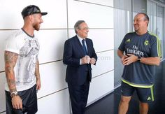 Benitez had a role in Ramos staying - http://rmfc.club/team-news/benitez-had-a-role-in-ramos-staying-764/