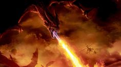 Black Dragon Breathing Fire | Reign of Fire Dragon Fire Helicopter London movies movie dragons ...
