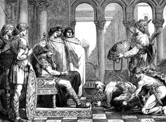Theodoric The great was King of the Visogoths from Political Problems, European History, Dark Ages, Roman Empire, Middle Ages, Rey, Jeans, The Darkest, Images