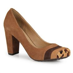 Sapato Lara 49500 - Caramelo