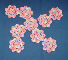 Checkout this amazing product Flower appliques multi color at Shopintoit