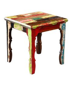 Macedon End Table By Jeffan #zulily #zulilyfinds