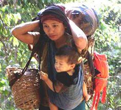 "Karen People - Visit the website to access an informative pdf file: ""Karen People: culture, faith & history"""