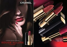 Chanel's Semi-New Rouge Allure Velvet Lipstick, matte lipstick that doesn't dry your lips out.