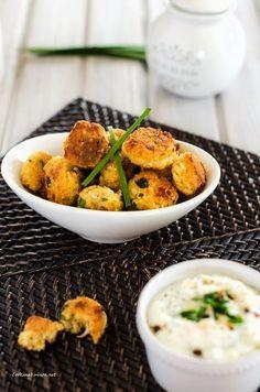 Onion Quinoa Bites