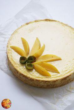 My Culinary Art: Sernik z mango