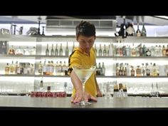 If Bruce Lee had decided to become a bartender instead of a martial artist, you would have Po Hseng Hsu. | Watch The Bruce Lee Of Bartending Do What He Does Best