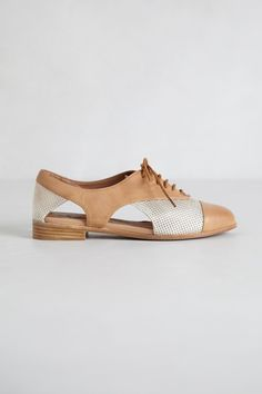 Prospector Oxfords by Jeffrey Campbell, from Anthropologie, $128
