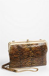 @Kate Riegler  Hobo 'Vintage Leanne' Leather Crossbody Bag