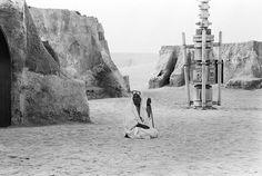 Tatooine off camera