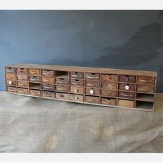 Eclectic Drawer Cabinet now featured on Fab.