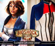 Bioshock Infinite - Elizabeth Corset