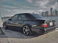 '92 Mercedes 500E