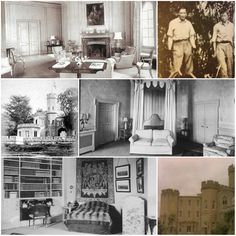 """""""The Fort"""" - Fort Belvedere -Home of King Edward VIII/The Duke of Windsor when he was Prince of Wales"""