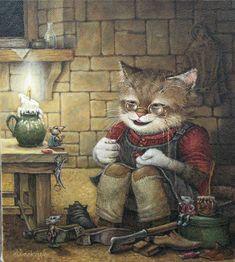 Alexander Maskaev (b.1959) —  (898×1000)