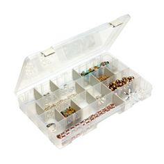 Need one or two of these to organize all my jewelry and prevent tarnish.