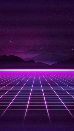 Wallpaper Animes, Trippy Wallpaper, Iphone Background Wallpaper, Purple Wallpaper, Retro Wallpaper, Background Images, Mobile Wallpaper, Backgrounds Wallpapers, Widescreen Wallpaper
