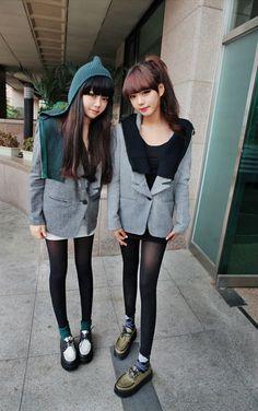 thin girls Skinny asian