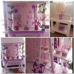 Beautiful Disney Violetta Birthday Party