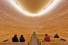 Chapel of Silence, Helsinki.   FULL SCREEN | 500px